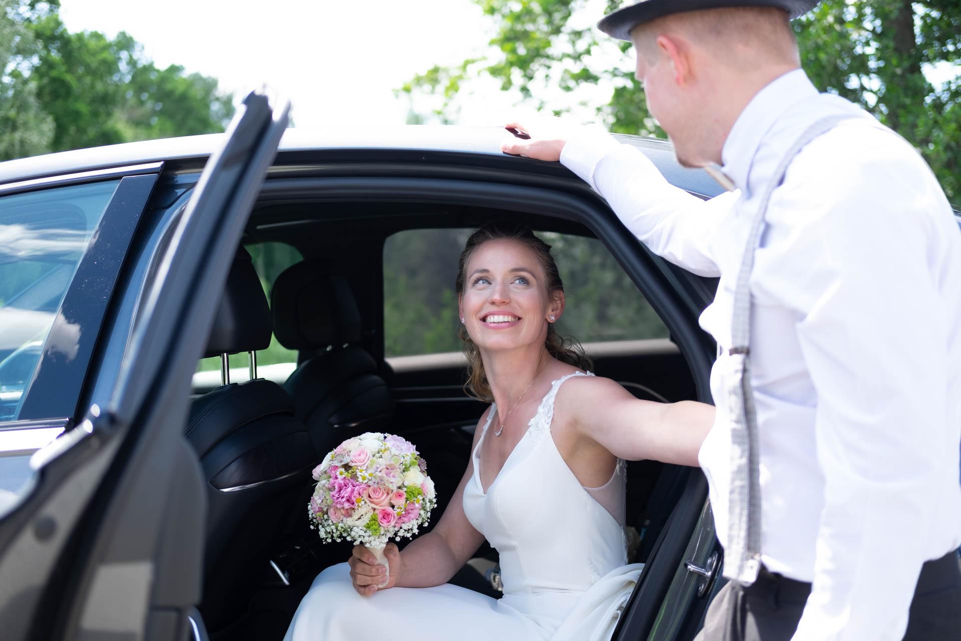 Hochzeitsreportage mit Andre Dicker Fotografie