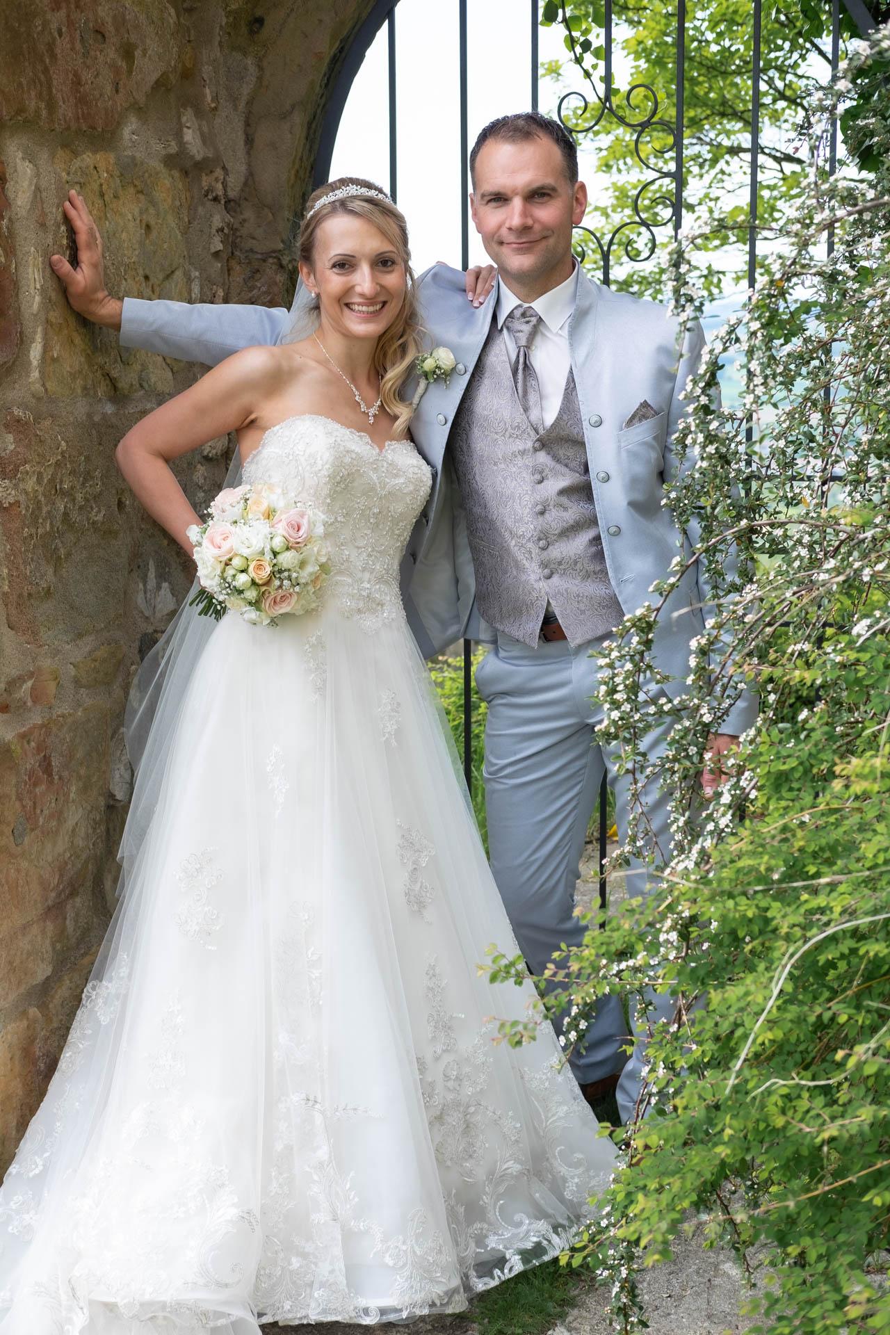 Hochzeitsbilder auf der Giechburg