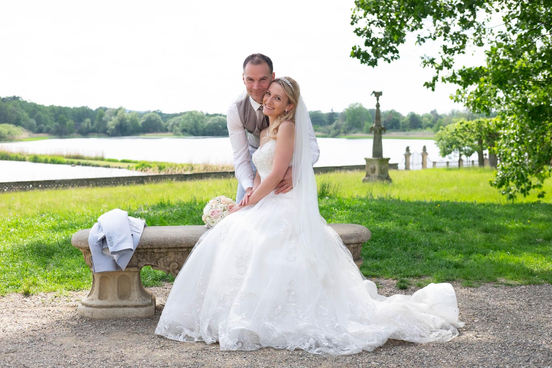 Hochzeitsreportage in Schloß Seehof Bamberg