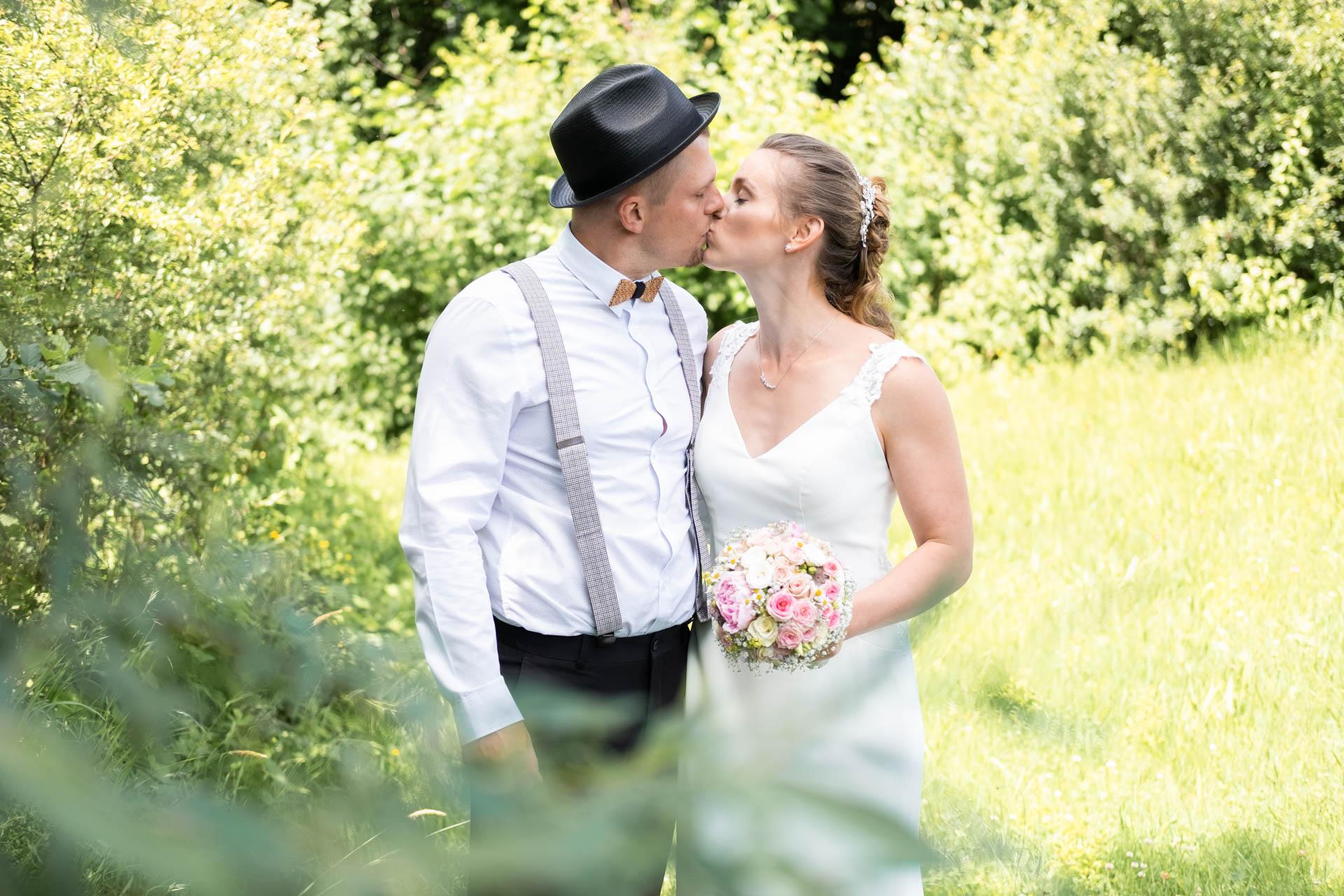 Hochzeitsreportage in Bischberg