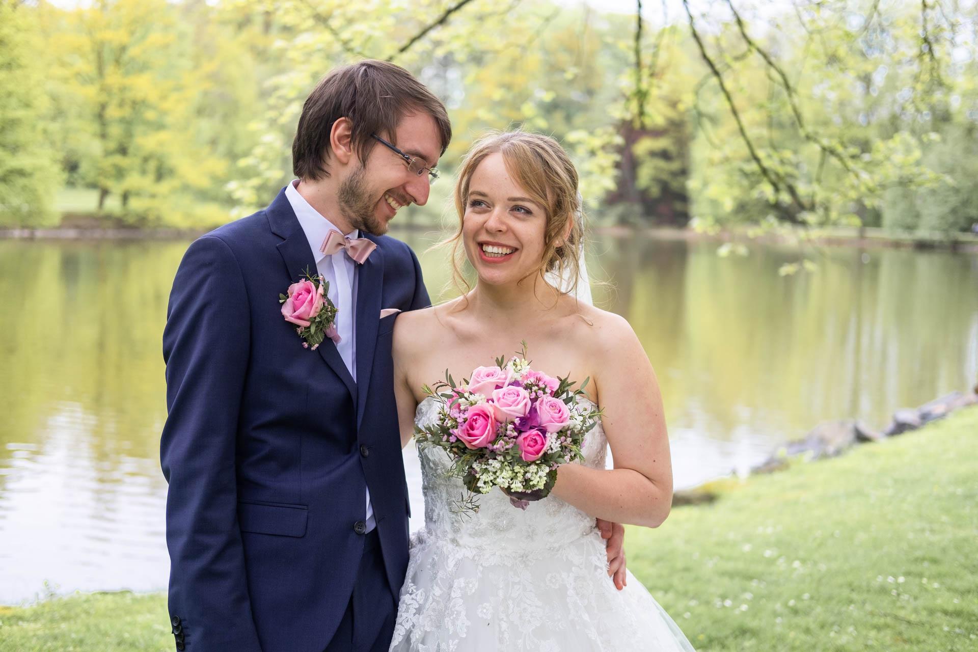 Hochzeitsreportage am See