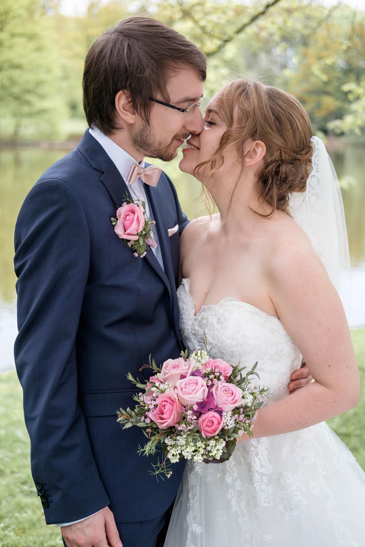 Hochzeitsreportage in Coburg