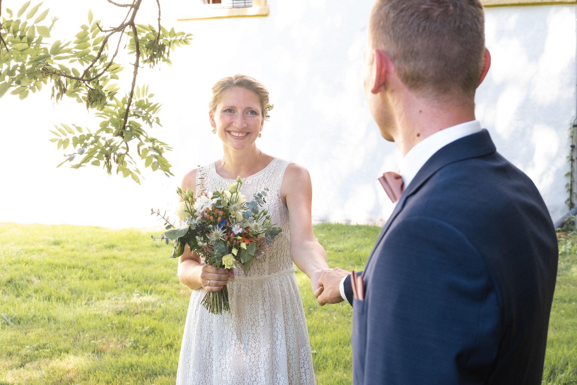 Hochzeitsreportage in Wonfurt