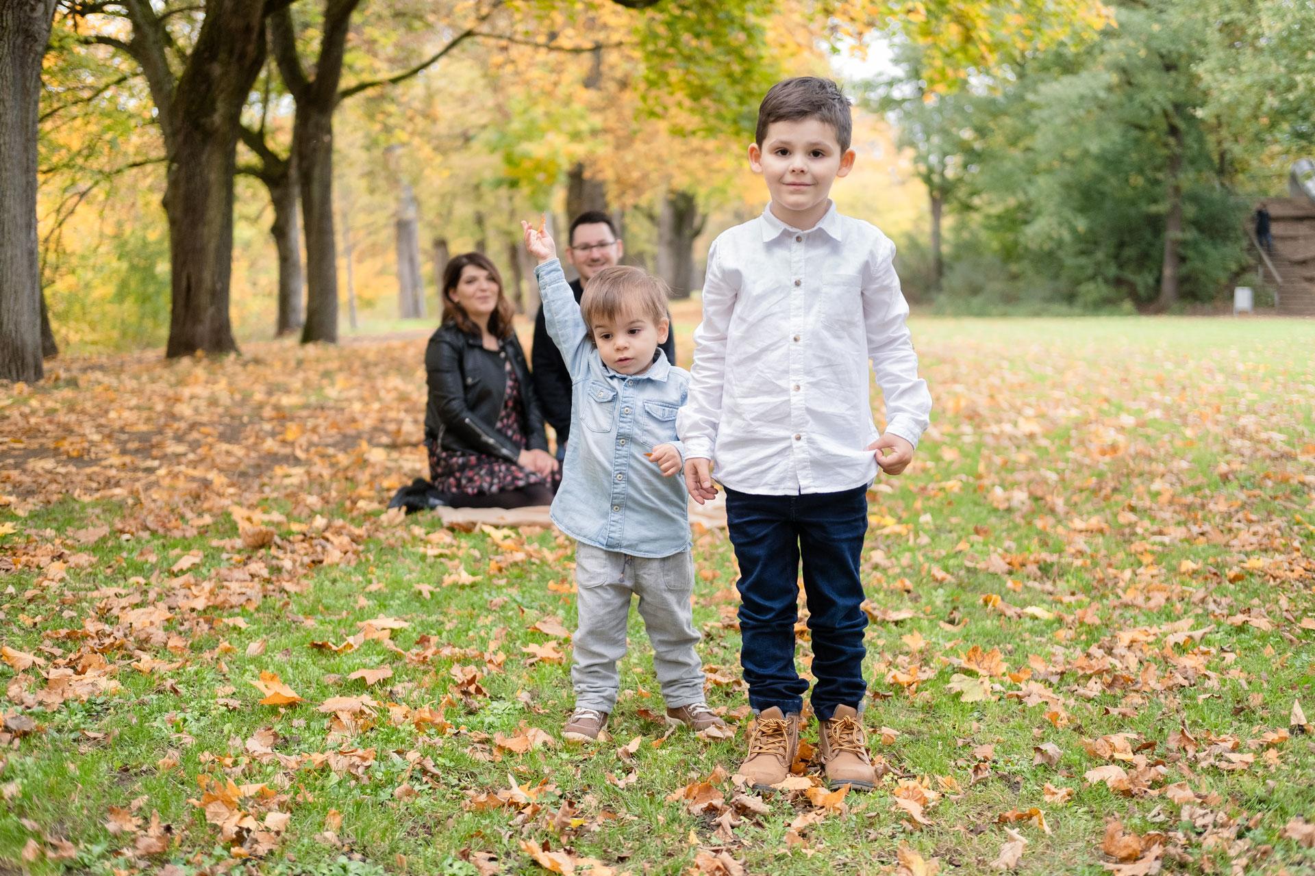 Kindershooting Herbst - Familienfotografie Bamberg